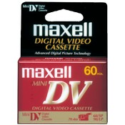 Maxell - Mini Digital Video Tapes (60 min) Wholesale Bulk
