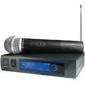 Handheld Wireless Mic W