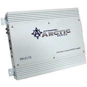 1600W Arctic Amplifier