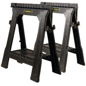 Stanley 2 Pack Folding Sawhorse Wholesale Bulk