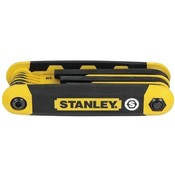 Stanley 9 Pc Sae Folding Hex Set Wholesale Bulk
