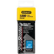 Stanley 3/8 In Staples (1000) Wholesale Bulk