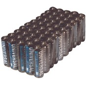 Universal Battery 50Pk.  AA  Heavy Duty Battery