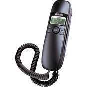 Black Slimline CID Corded Phone Wholesale Bulk