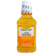 Classic Care Citrus Flavor Antiseptic Mouth Rinse
