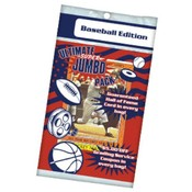 Ultimate Super Jumbo Pack Of Baseball Cards Wholesale Bulk