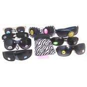 Assorted Bulk Adult Sunglasses