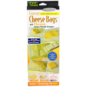 Gourmet Trends 10 Count Forever Cheese Bags