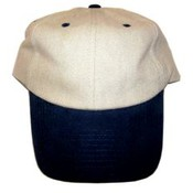 Nissin Navy & Khaki Cotton Baseball Caps
