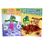 Leap Frog Learn On The Go Workbook Assortment