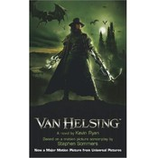 Van Helsing Paperback Book