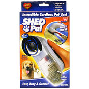 Shed Pal Pet Grooming System Retail Box Wholesale Bulk