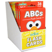 Sesame Street Assorted Flash Cards