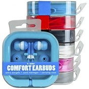 Vibe Comfort Earbuds Assortment