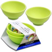 Mainstays 2 Pack Silicone Pinch Bowls