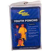 Youth Rain Poncho Assortment