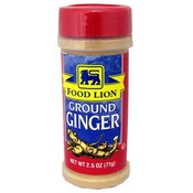 Food Lion Ground Ginger Wholesale Bulk