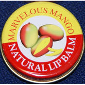 Candy Kisses Marvelous Mango Natural Lip Balm