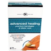Duane Reade 6 Count Advanced Healing Large Bandage