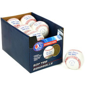 Regulation Rubber Core Little League Soft Tee Ball
