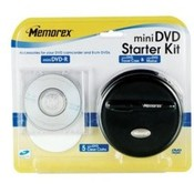 Memorex Mini DVD Starter Kit