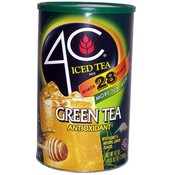 4C Green Tea Antioxidant Iced Tea Mix Wholesale Bulk