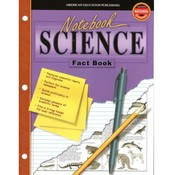American Education Publ Notebook Science Fact Book