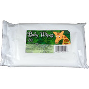Baby Wipes With Aloe 80 Count Refill Wholesale Bulk