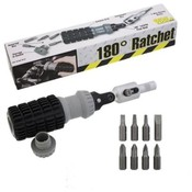 Star Tools 180 Degree Ratchet Screwdriver Set