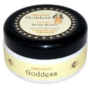Organic Goddess Chocolate Orange Body Butter