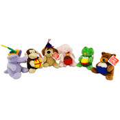Gund Birthday Party Beanbag Assortment