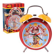 Schylling Peter Pirate Alarm Clock