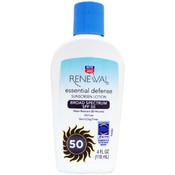 Rite Aid Renewal Essential Defense SPF 50 Sunscreen Lotion Wholesale Bulk