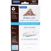 Bottom Care Diaper Rash Instant Relief System