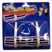 Mr Bloo Twin Toilet Bowl Cleaner &amp;amp; Air Freshener