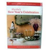 Martha Stewart's New Years Celebration On DVD