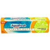 Aquafresh Extreme Clean Pure Breath Toothpaste
