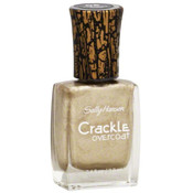 Sally Hansen 06 Antiqued Gold Crackle Overcoat