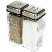 Wholesale Salt And Pepper Shakers - Glass Salt And Pepper Shakers