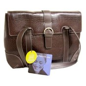 Franklin Covey Breanna Brown Laptop Tote