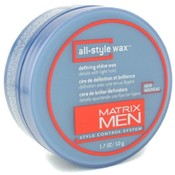 Matrix Men All Style Defining Shine Wax