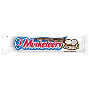 3 Musketeers Coconut Candy Bar