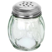 Anchor Home Collection Glass Cheese Shaker