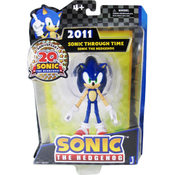 Sonic 20th Anniversary 2011 Collectible Figure