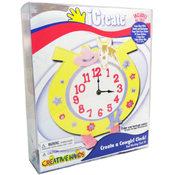 Creative Hands iCreate Cowgirl Clock Wholesale Bulk