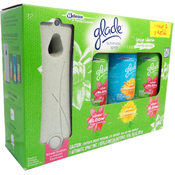 Glade Spring Collection Automatic Spray Starter Kit