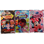 Grab & Go! Assorted Licensed Play Packs For Kids