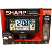Sharp Atomic Wireless Weather Station