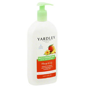 Yardley Mango & Lily Bath & Shower Gel