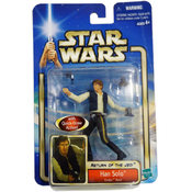 Star Wars Return Of The Jedi Han Solo Action Figure